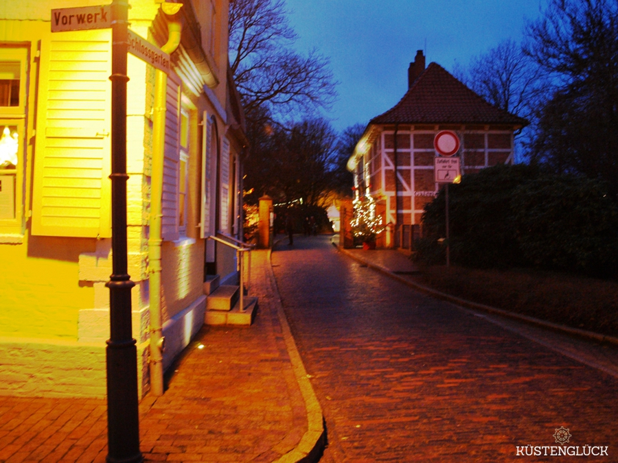 Weihnachtsmarkt in Cuxhaven