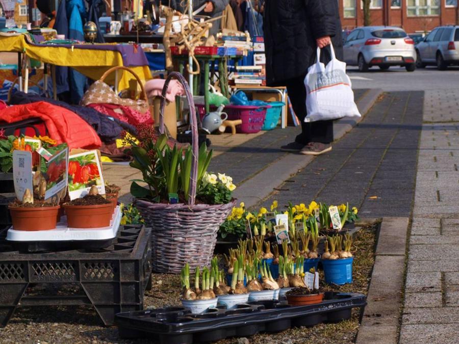 Mini-Flohmarkt Cuxhaven