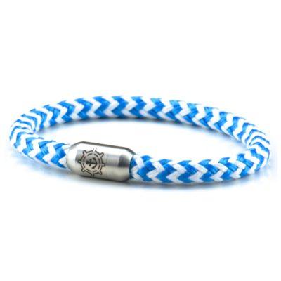 Segeltau Armband Damen Wellen Küstenglück frei