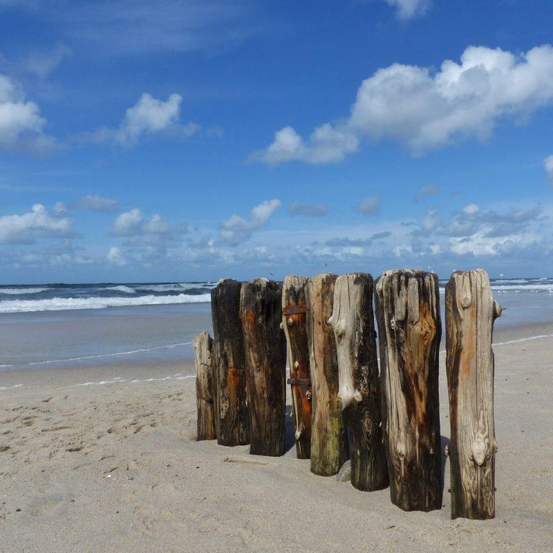 Strand Meer Sylt
