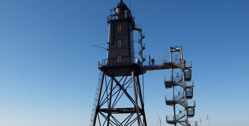 Leuchtturm Obereversand Nordsee