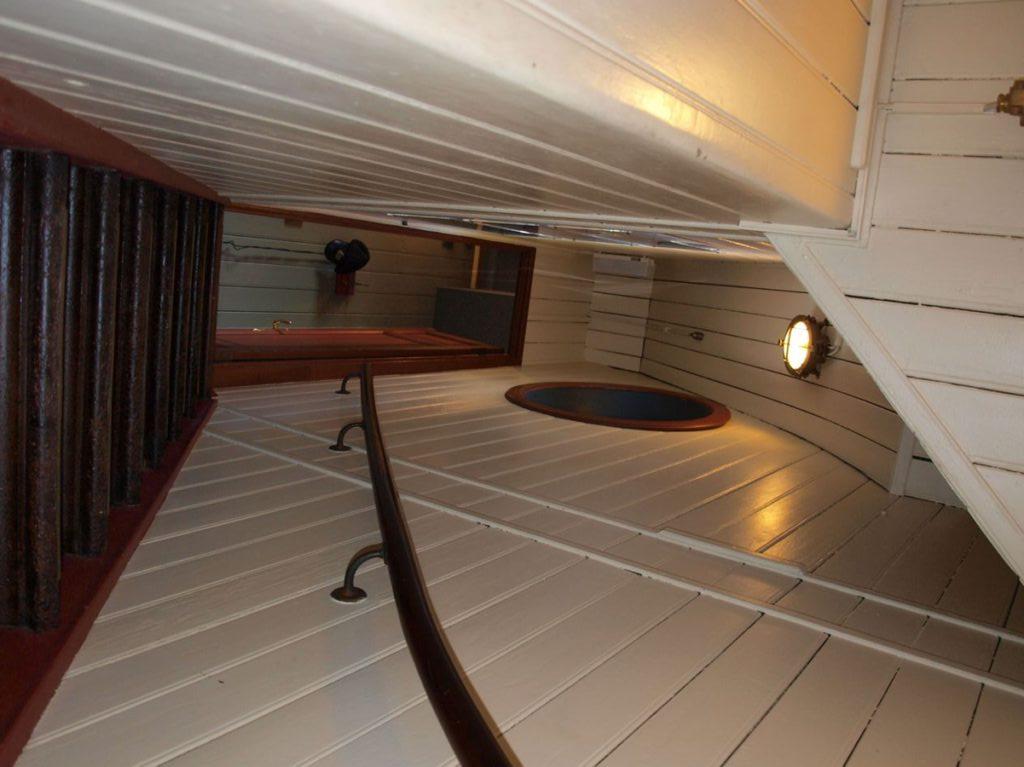 Obereversand-Treppe