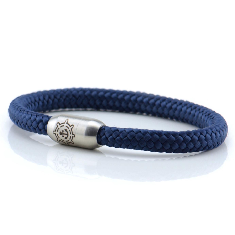 Segeltau Armband Damen Küstenliebe Küstenglück frei