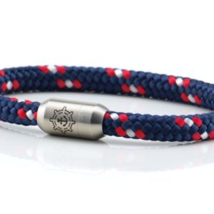 Armband aus Segeltau für Damen