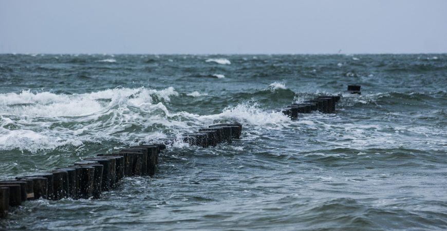 Die Nordsee wird immer tiefer