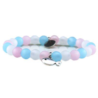 Perlen Armband Damen MeerwehKüstenglück frei