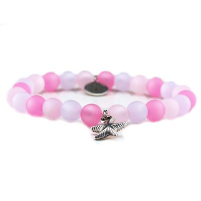 Perlen Armband Damen Strandperle Küstenglück frei