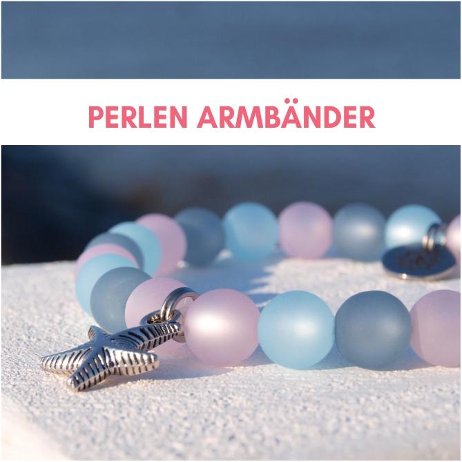 Perlen Armbänder Damen Küstenglück