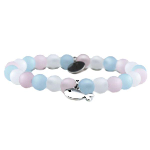 Perlen Armband Damen Meerweh Küstenglück