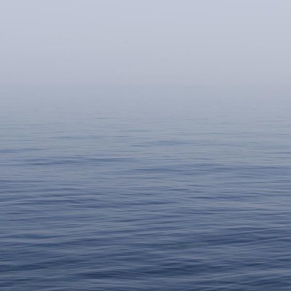 Novemberglück am Meer Küstenglück Blau