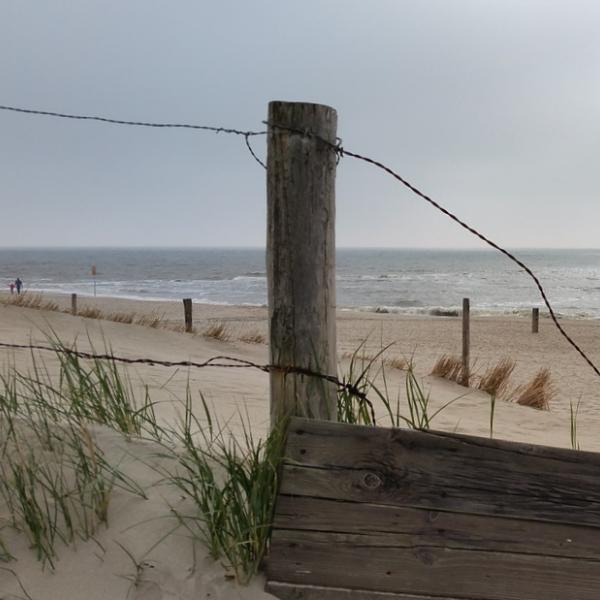 Novemberglück am Meer Küstenglück Leerer Strand