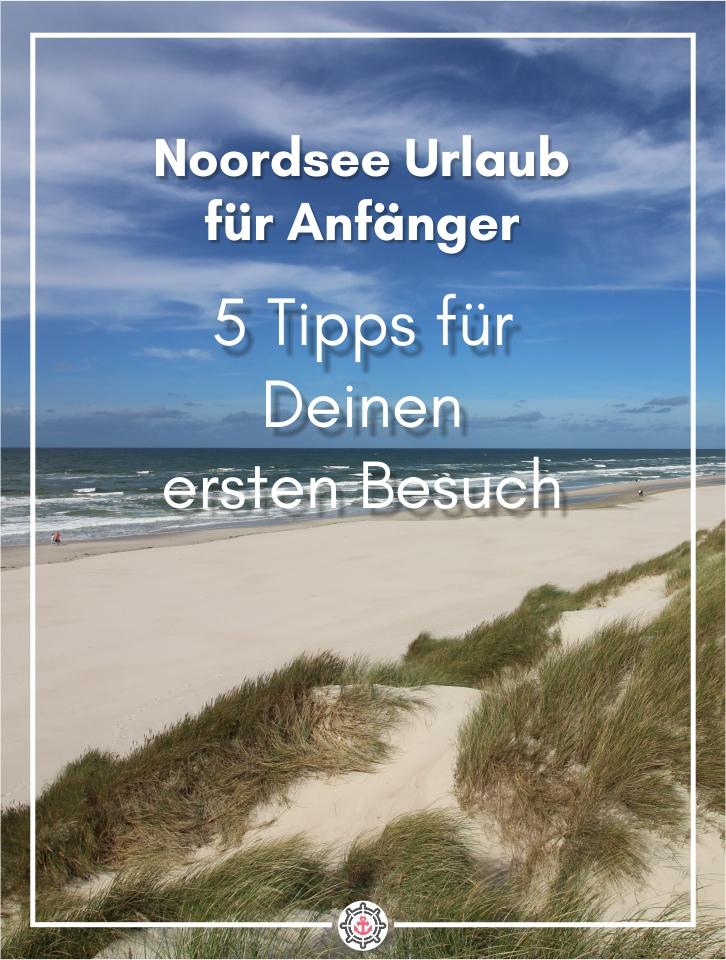 Nordsee Urlaub für Anfänger Küstenglück Home