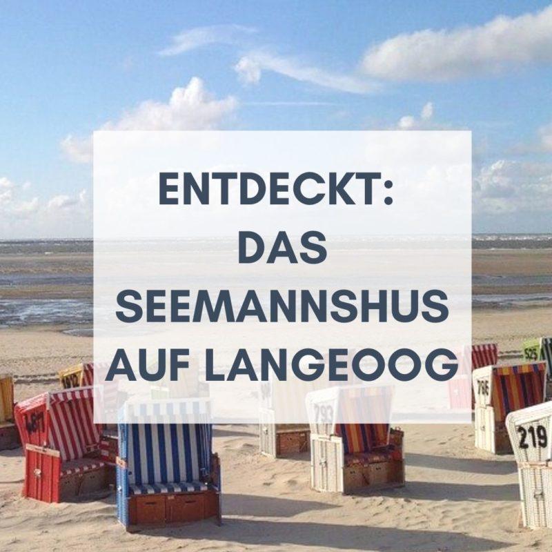 Seemannshus Langeoog