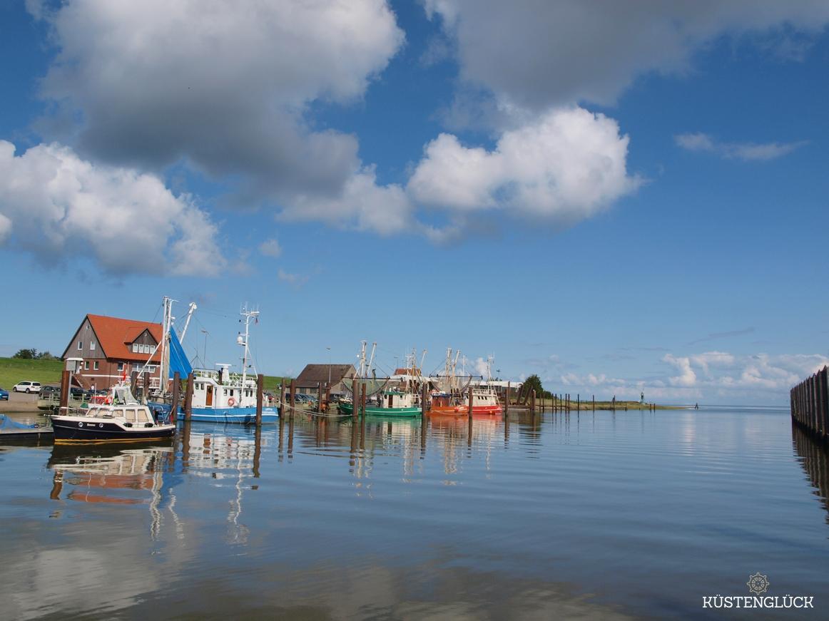 Fedderwardersiel Hafen Küstenglück