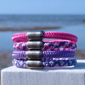 Segeltau Armband Damen Küstenqueen