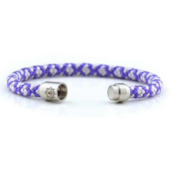 Segeltau Armband Damen Meerzeit
