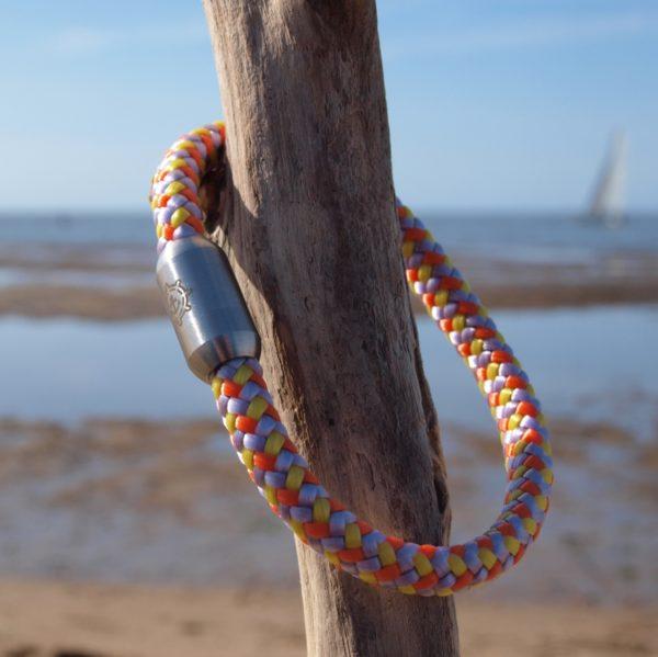 Segeltau Armband Damen Strandmädchen