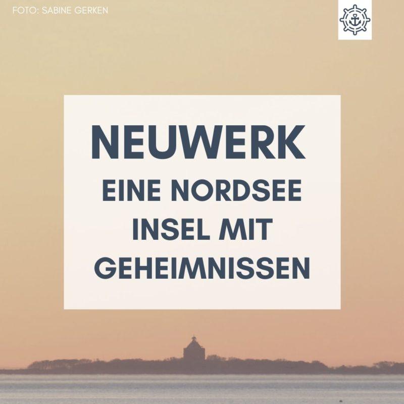 Nordsee Insel Neuwerk Nordsee Küstenglück