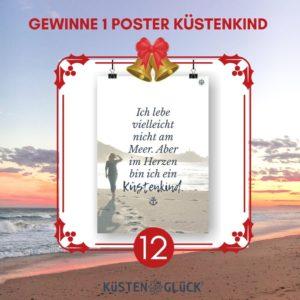 Poster Küstenkind